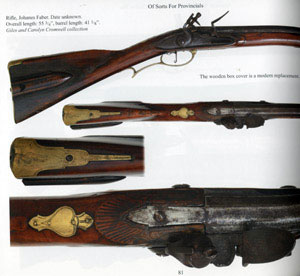 Inside Of Sorts for Provincials: American Weapons of the French and Indian War by Jim Mullins